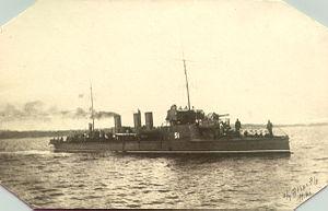 S-class torpedo boat - Image: Torpedovene S1 1918 1922