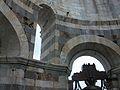 Torre de pisa, cos de campanes.JPG
