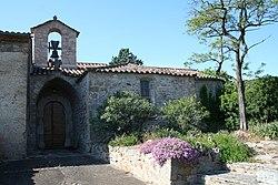 Tour-sur-Orb eglise Clairac.JPG