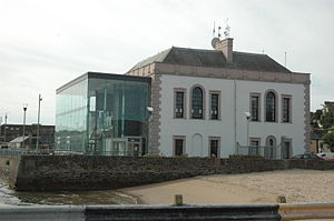Youghal - The Town Hall