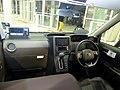Toyota JPN TAXI Takumi (DAA-NTP10-AHXGN) interior.jpg