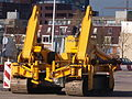 Tracked cabel layer, Leiden 2011.JPG