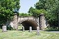 Train tunnel - Calvary Cemetery.jpg