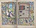 Trivulzio book of hours - KW SMC 1 - folios 110v (left) and 111r (right).jpg