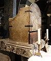 Trono detto di carlomagno, ante 936, costruito con materiali antichi di spoglio, 04.jpg