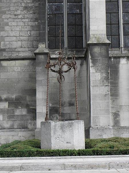 Puits de la basilique Saint-Urbain de Troyes (10).