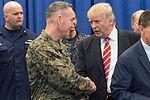 Trump visits MacDill Air Force Base (32756795895).jpg