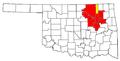 Tulsa Metropolitan Area and Tulsa-Bartlesville CSA.png