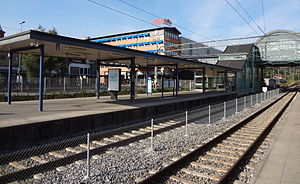 Tumba, Sweden - Tumba railway station