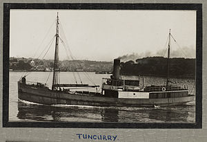 Tuncurry (1903) - Image: Tuncurry (ship)