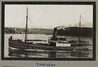 Tuncurry (1903) - Image: Tuncurry (ship)