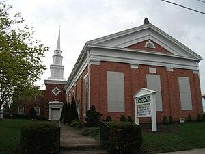 Turbotville, Pennsylvania - Church in Turbotville