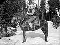 Turun ratsuihin kuuluva punakaartilainen Ruovedellä (26901643771).jpg