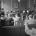 Tweede wereldoorlog, zuiveringen, rechtspraak, Bestanddeelnr 900-5588.jpg