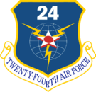 Twenty-Fourth Air Force - Emblem.png