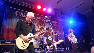 Tygers of Pan Tang British heavy metal band