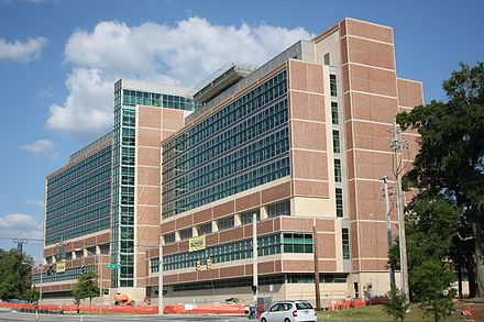 University of Florida Cancer Hospital UF CancerHospital.JPG