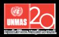 UNMAS 20 logo gray tagline.png