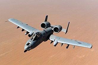 924th Fighter Group - A-10C Thunderbolt II as currently flown by the 924th Fighter Group