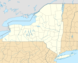 Saratoga Springs AFS is located in New York