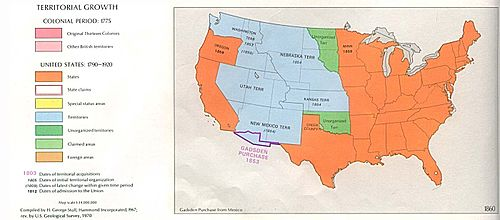History of the United States 184965 Wikipedia