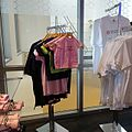 USPTO Museum shop - various sizes of T-shirts - National Inventors Hall of Fame and Museum - USPTO, Alexandria, Virginia, 2014-09-24.jpg