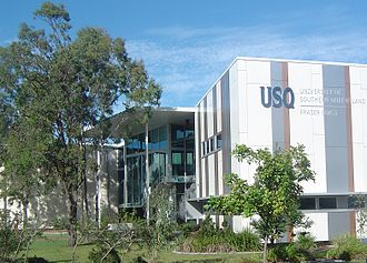 Wide Bay–Burnett - University of Southern Queensland's Fraser Campus, 2012