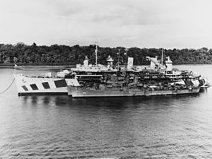 USS Dixie (AD-14) with Harmon (DE-678) at New Georgia 1944.jpg