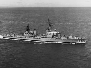 USS <i>Harwood</i> (DD-861)