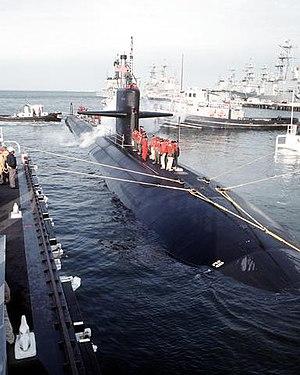 USS Memphis (SSN-691) - USS Memphis