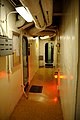 USS Missouri - Passageway (6180123887).jpg