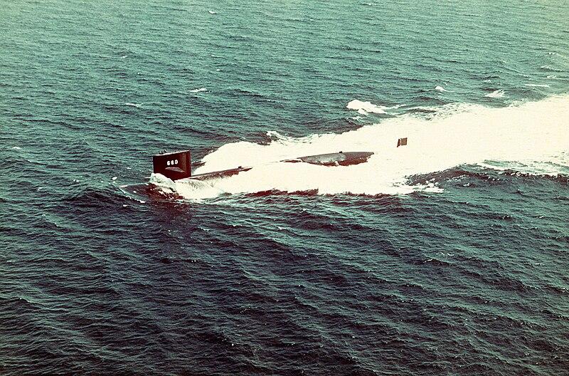 File:USS Sand Lance (SSN-660).jpg