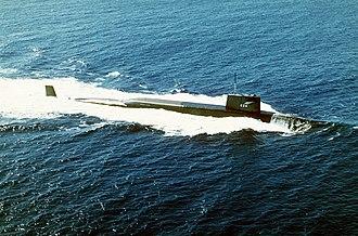 USS Stonewall Jackson (SSBN-634) - USS Stonewall Jackson (SSBN-634)