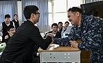 USS Wayne E. Meyer and USS Carl Vinson Attend a Commuity Outreach Event in Busan 170317-N-RM689-079.jpg