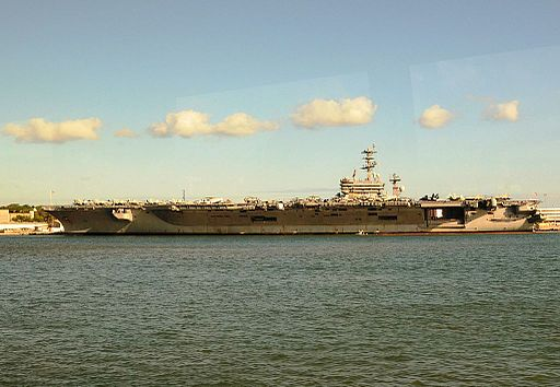 US Aircraft Carrier Pearl Harbor (7733393760)