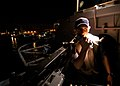 US Navy 040114-N-9742R-001 Force protection watch aboard USS Enterprise (CVN 65).jpg