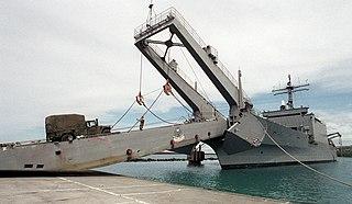 USS <i>Frederick</i> (LST-1184) Newport-class tank landing ship
