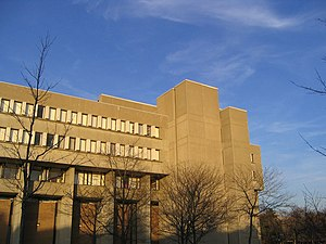 University of Waterloo Faculty of Mathematics - Mathematics and Computer building