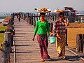 U Bein bridge, two women.jpg