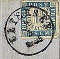 Uetersen Poststempel 1865 (1864 issue) 02.jpg