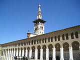 Umayyad Mosque-Minaret of the Bride.jpg