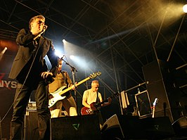 The Undertones in 2007