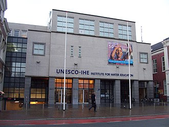 UNESCO - UNESCO Institute for Water Education in Delft