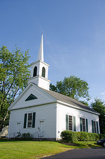 Union Church (Naples, Maine) United States historic place