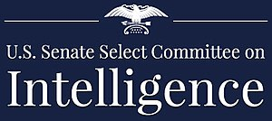United States Senate Select Committee on Intelligence - Image: United States Senate Select Committee on Intelligence