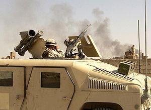 Battle of Najaf (2004)