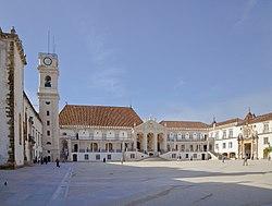 Universidad de Coímbra - Wikipedia, la enciclopedia libre