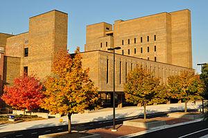 English: University of Michigan School of Dent...