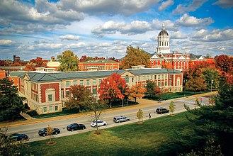 University of Missouri College of Education - Townsend Hall