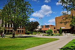 collegiate research university located - HD1909×1080